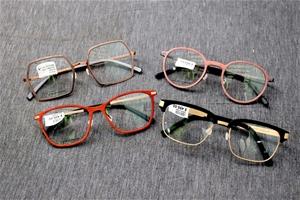 Qty 1 x Fleye 4x Assorted Optical Frame