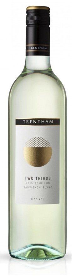 Trentham Estate Trentham Two Thirds SSB 2018 (12 x 750mL), NSW.