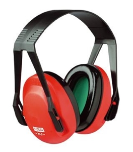 2 x MSA SORDIN XLS Headband Earmuffs. Bu