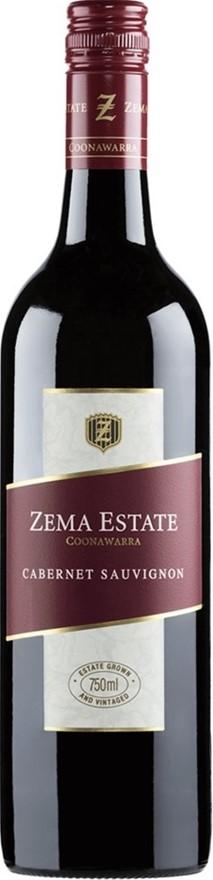 Zema Estate Cabernet Sauvignon 2014 (12 x 750mL), Coonawarra, SA.