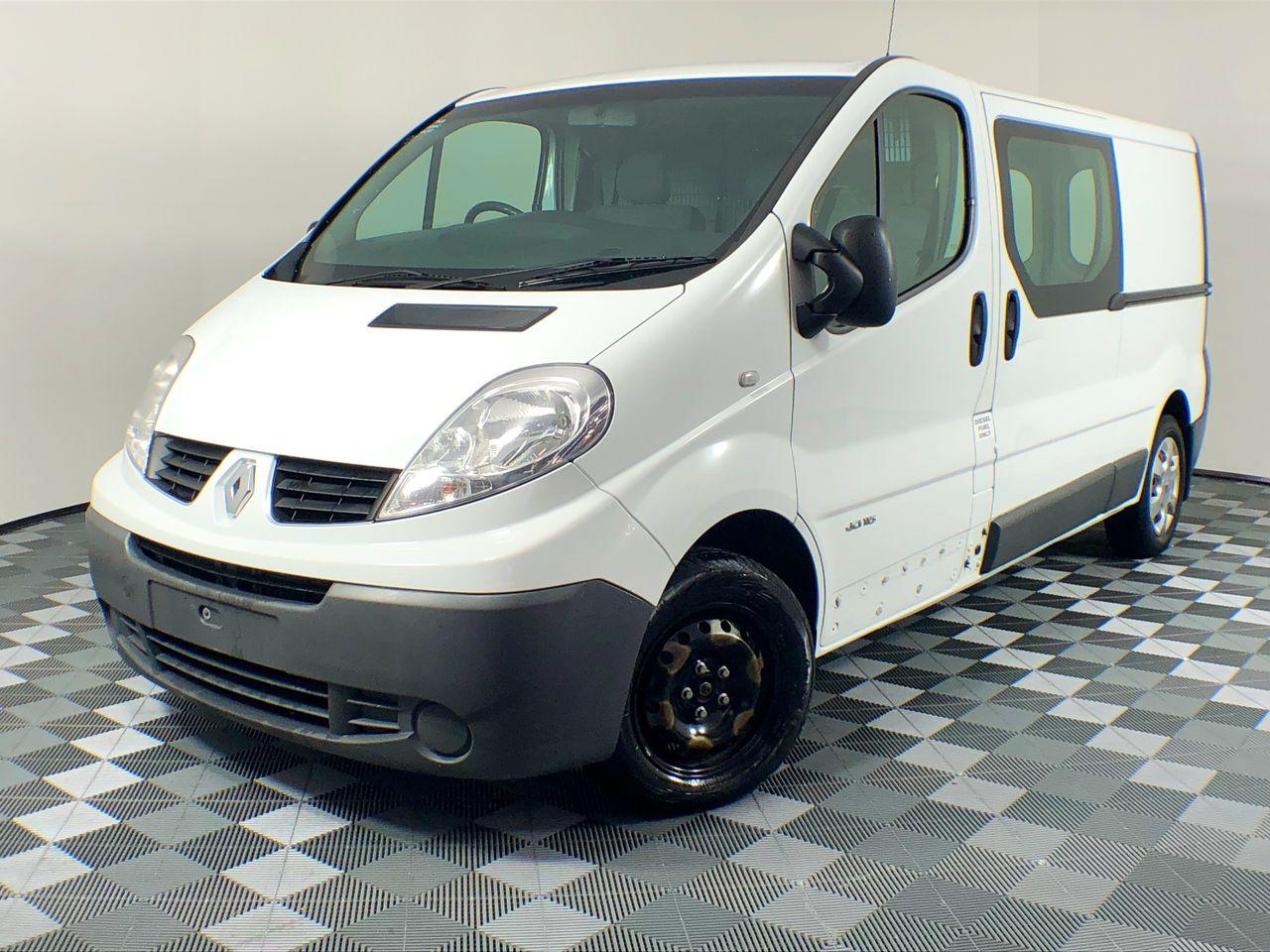 2014 Renault Trafic LWB Turbo Diesel Manual Van