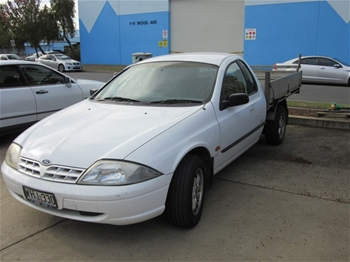 Ford Falcon Automatic RWD Automatic Ute
