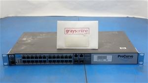 HP ProCurve 24-Port Switch 2510-24 J9019