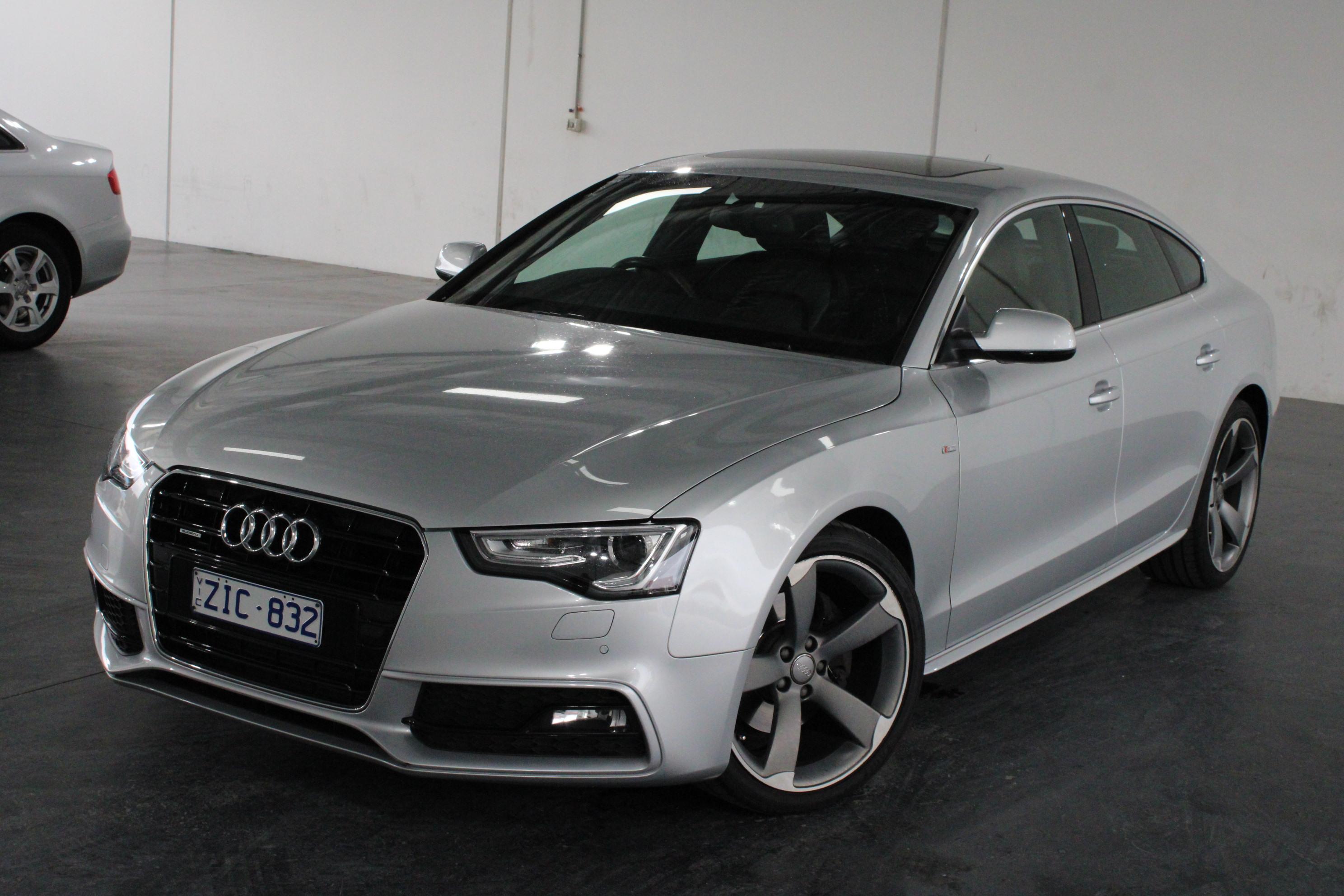 Kekurangan Audi A5 Sportback 2012 Murah Berkualitas