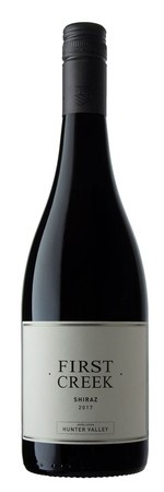 First Creek Hunter Valley Shiraz 2017 (12 x 750 ml), Hunter Valley, NSW