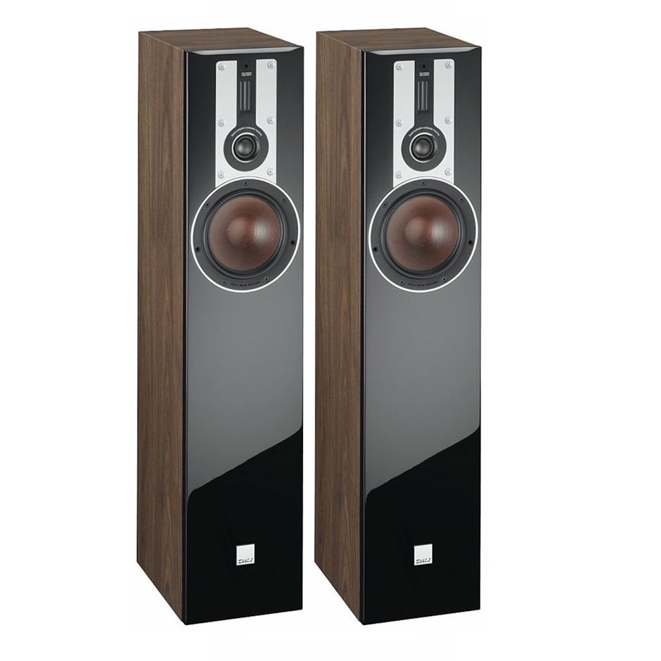 Dali Opticon 5 Floor Standing Speakers (Pair) (Walnut)