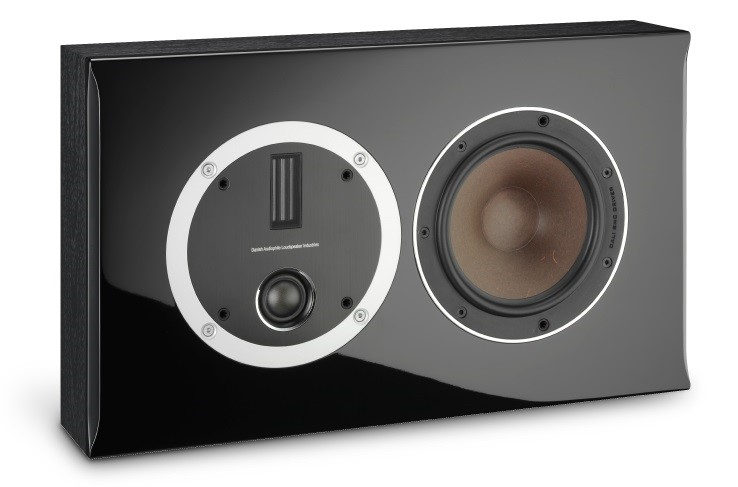 Dali Opticon LCR Wall-Mount Speaker (Black)