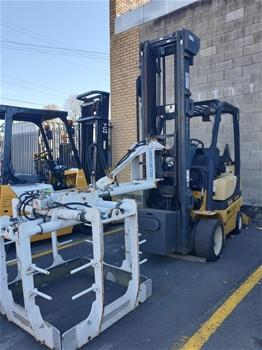 Yale GC050VX 4 Wheeled Gas Counterbalance Forklift