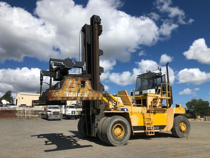 2000 Fantuzzi FDC450 G4 Top Lift Container Forklift Auction