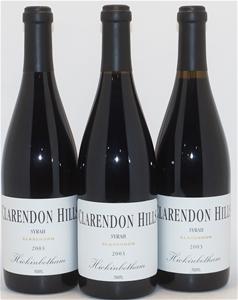 Clarendon Hills `Hickinbotham` Syrah 200