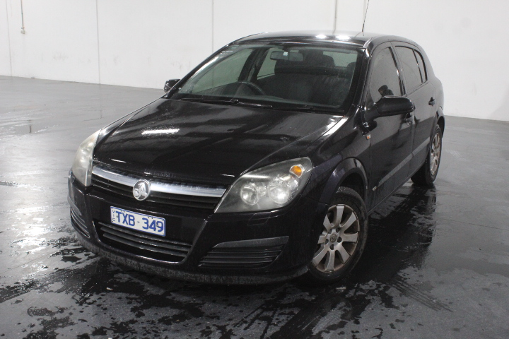 2006 Holden Astra CD AH Automatic Hatchback