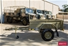 Haulmark PT1-1.2 Single Axle Cargo Trailer 750kg MC2 02/2005