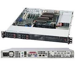 SuperMicro Server 12-Core v3 1.2TB stora