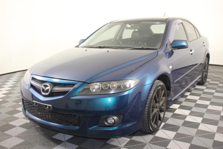 2007 Mazda 6 Sports Luxury Hatch 4 cyl