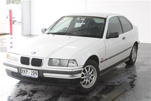 1996 BMW 3 18ti E36 Automatic Hatchback