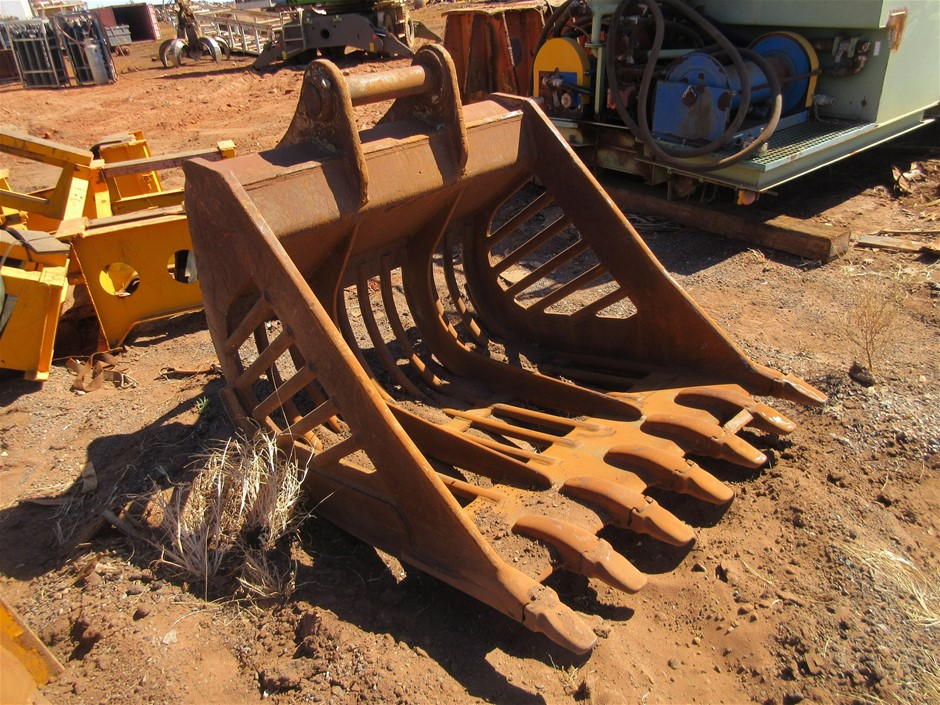 Sieve Bucket to Suit 35T Hitatchi Excavator