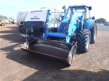 Landini Vision 100 Tractor