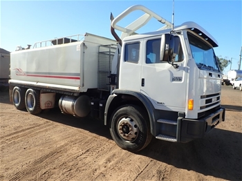 2005 Iveco Acco 2350G 6 x 4 Water Truck