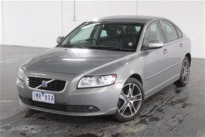 2008 Volvo S40 D5 Turbo Diesel Automatic