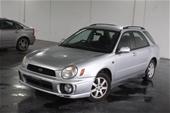 Unreserved 2001 Subaru Impreza RX (AWD) S44 Automatic Hatch