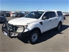 2015 Ford Ranger XL 4X4 PX Turbo Diesel Automatic Dual Cab