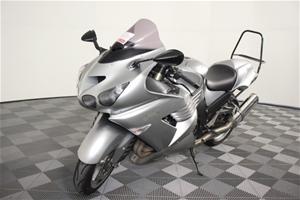 2008 Kawasaki Ninja ZX14 Motorbike, 28,5