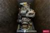 Mercedes Unimog Engine, Diesel.