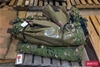 Camouflage Heavy Duty PVC Tarpaulin (With Netting)