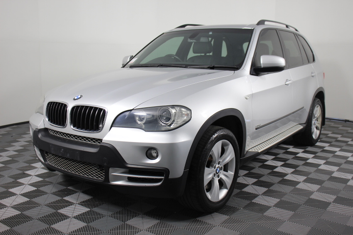 2008 BMW X5 3.0d E70 Turbo Diesel Automatic Wagon