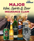 Major Wine & Beer Insurance Claim - Pallet NSW Pick Up