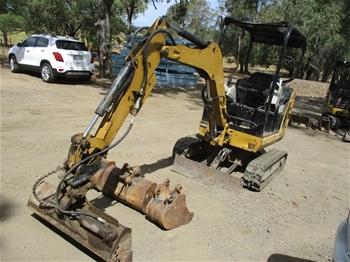 Catepillar 3018C Mini Excavator