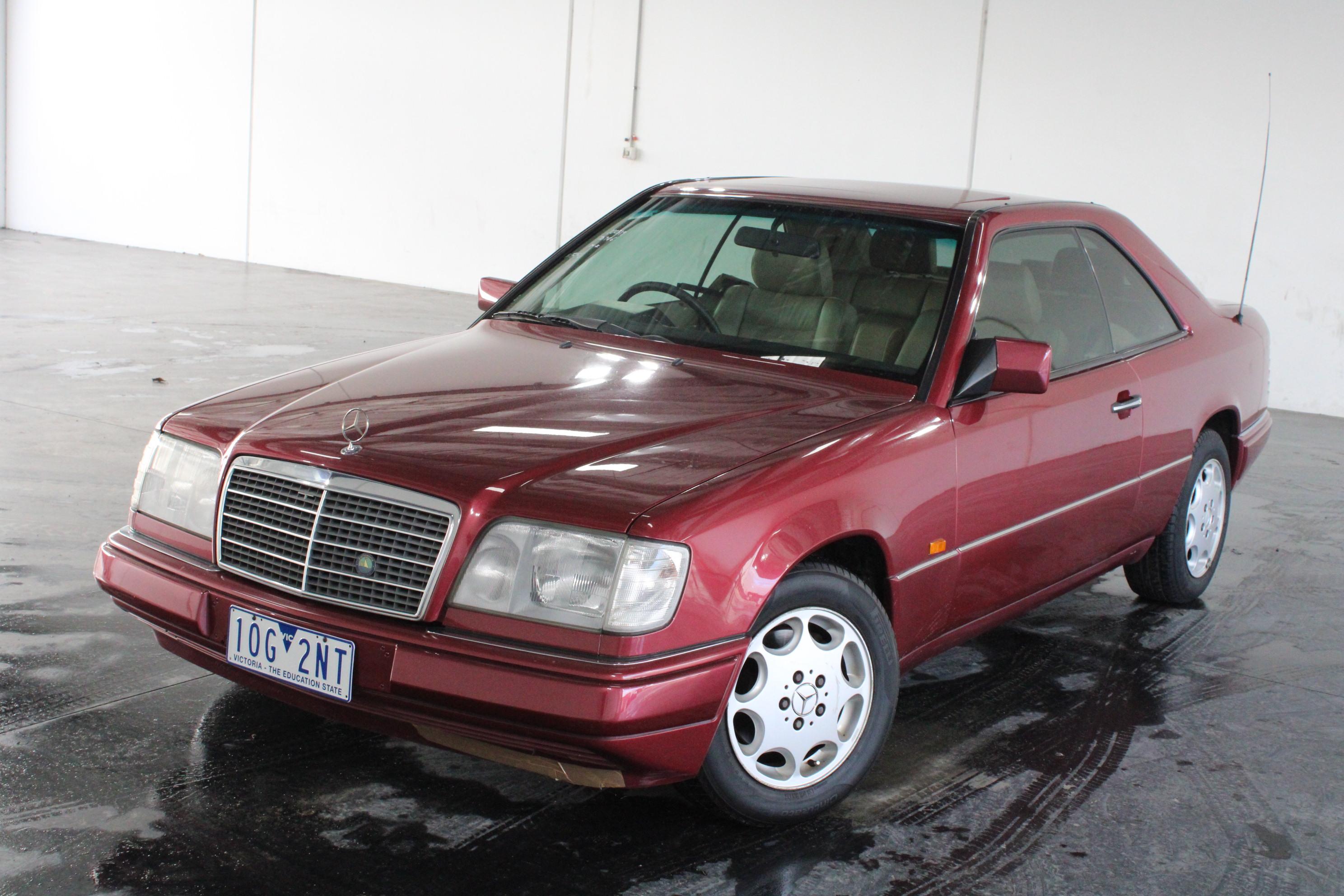 1995 Mercedes Benz E220 C C124 Automatic Coupe