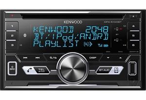 Kenwood DPX-5100BT Bluetooth USB / CD He