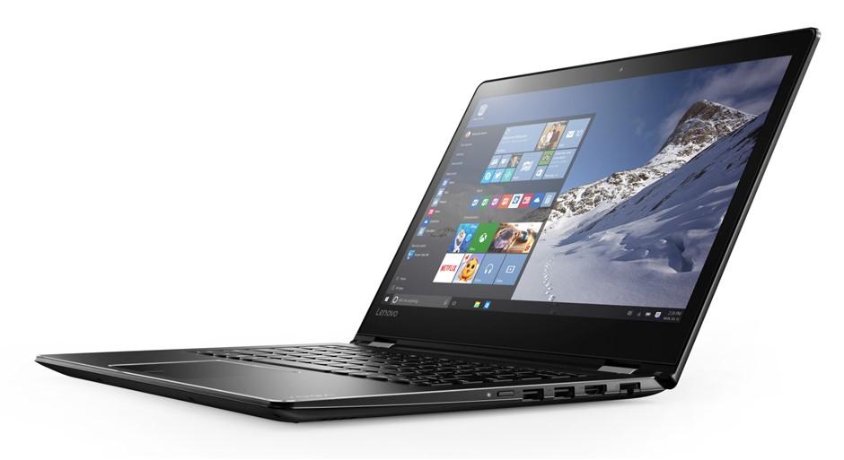 Lenovo Yoga 510-14AST 14-inch Notebook, Black