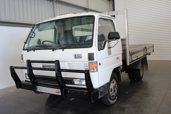1993 Mazda T4000 4 x 2 Cab Chassis Truck