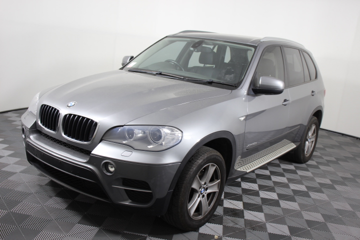 2012 BMW X5 xDrive T/Diesel 8 Speed Auto Sevice History