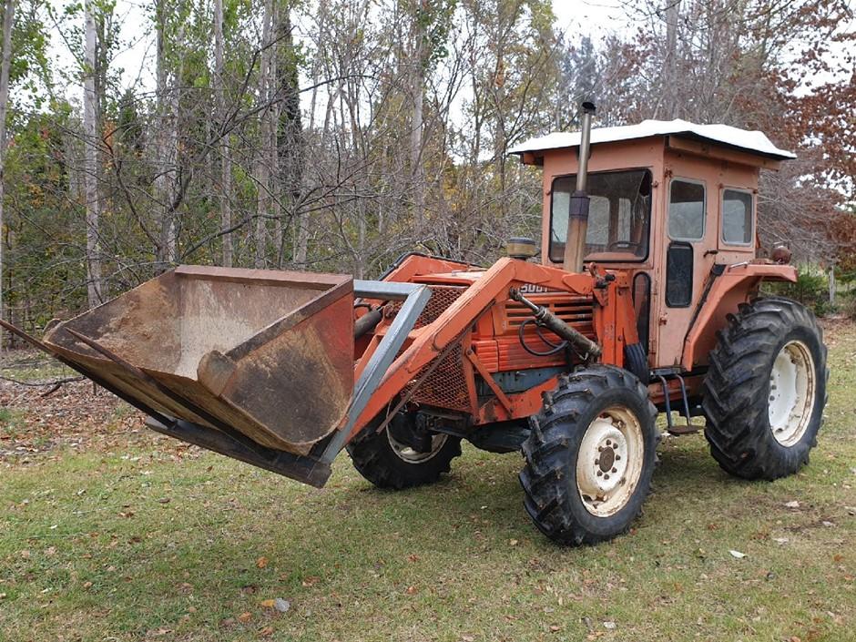 Kubota M6950DT 70Hp 4WD Tractor Loader