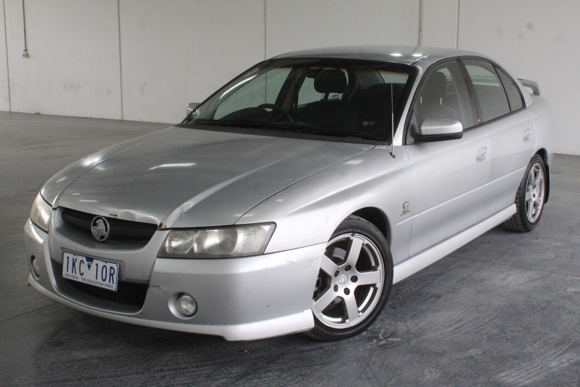 2005 Holden Commodore SV6 VZ Automatic Sedan