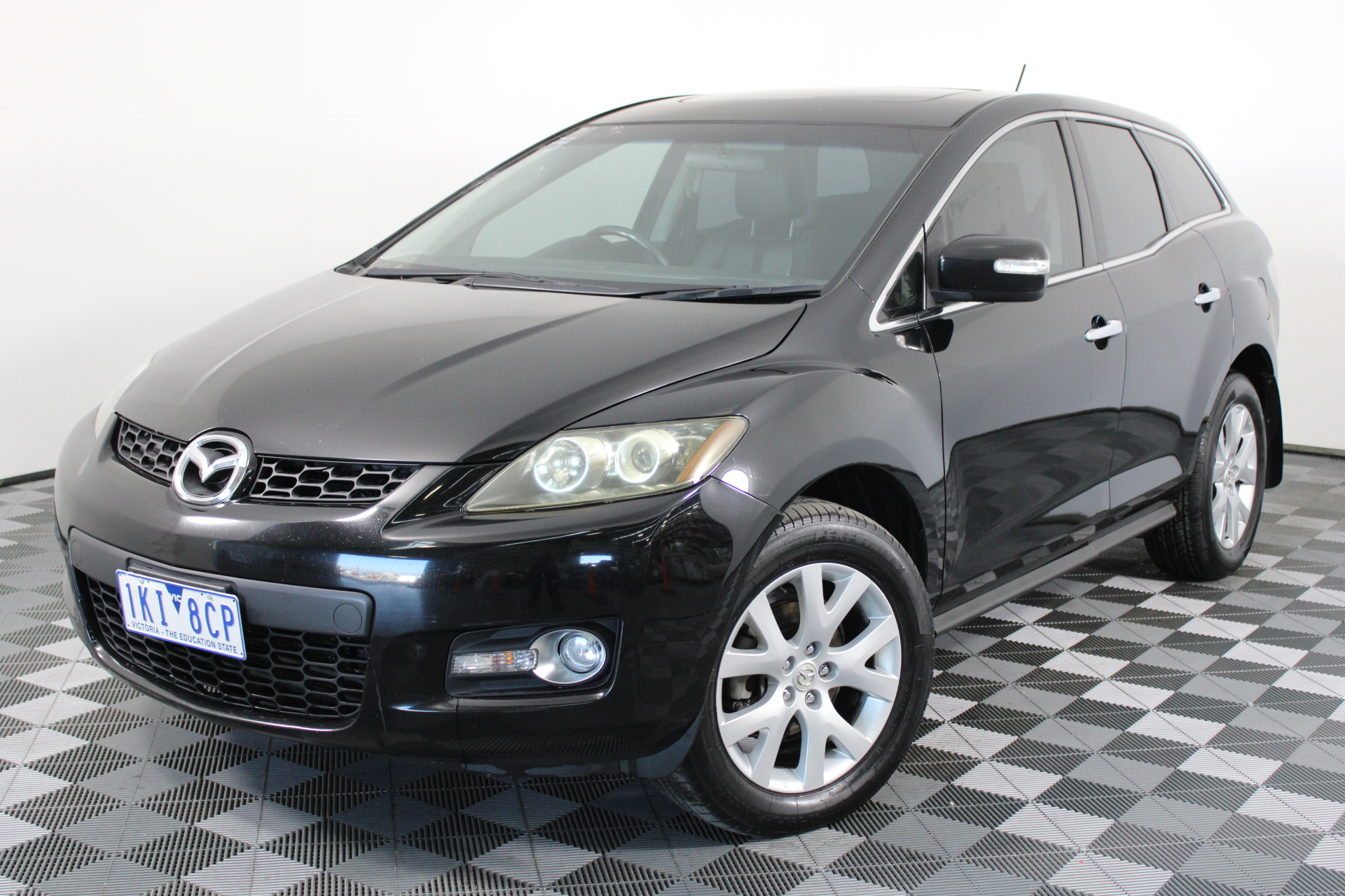 2007 Mazda CX-7 Luxury (4x4) Automatic Wagon (WOVR - Inspected)