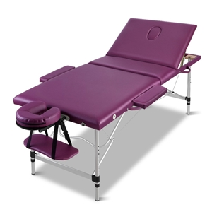 Zenses 3 Fold Portable Aluminium Massage