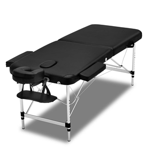 Zenses 2 Fold Portable Aluminium Massage
