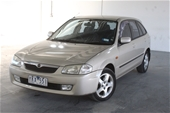 Unreserved 1999 Mazda 323 Astina BJ Manual Hatchback