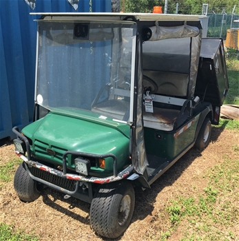 Ezgo Workhorse 1200G LX People Mover