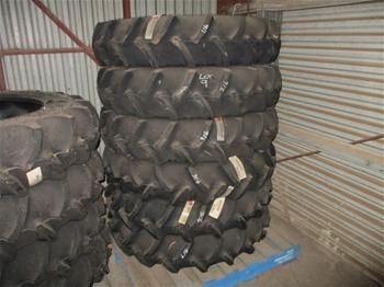 Unused Tractor Tyres