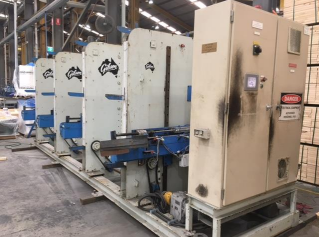 AE Gibson Vertical Stacker System 715