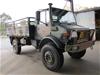Mercedes Benz Unimog UL1700L Flat Top 4X4 Cargo Truck 1987- Vic and NSW RWC