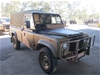 Land Rover 110 4X4 FFR  1989 - Vic and NSW Roadworthy Certificates