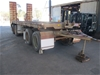 Haulmark Trailers Aust 4DT FlatTop, Med. Plant Transporter - 20 Ton 04/94