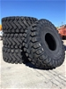 4 x Unused 26.5-25 Earthmoving Tyres