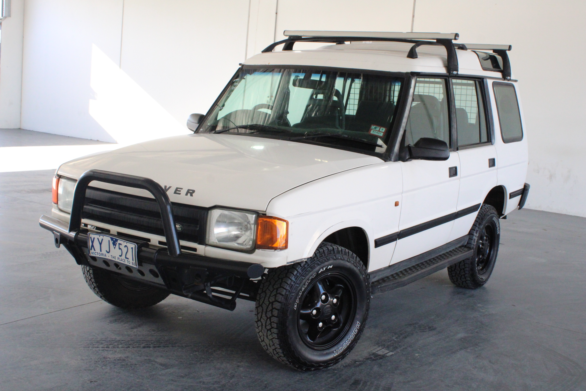 1997 Land Rover Discovery SE (4x4) Turbo Diesel Manual Wagon